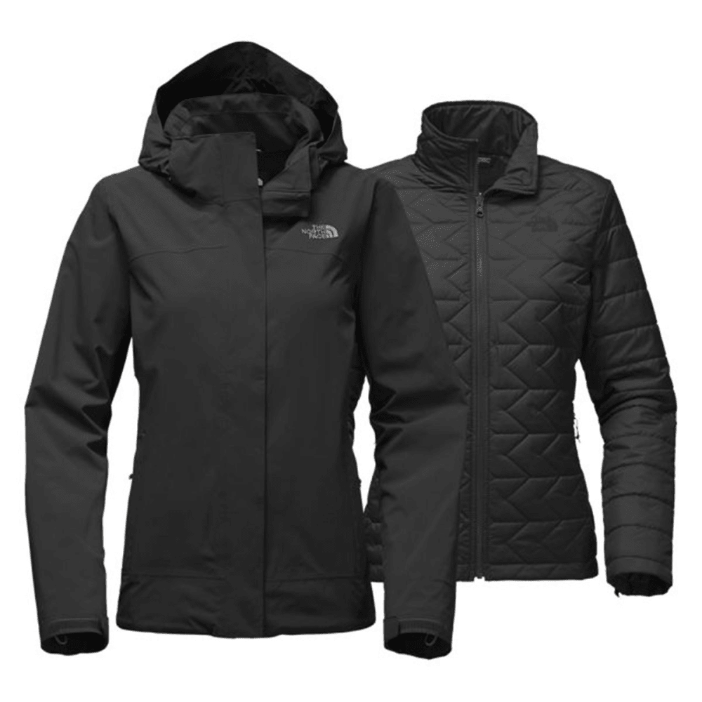 The North Face Women's Carto Triclimate Jacket - Black, XS