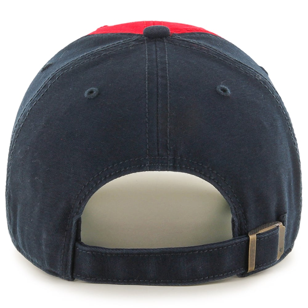 NEW ENGLAND PATRIOTS Men's Flagstaff '47 Clean Up Cap - RED/NAVY