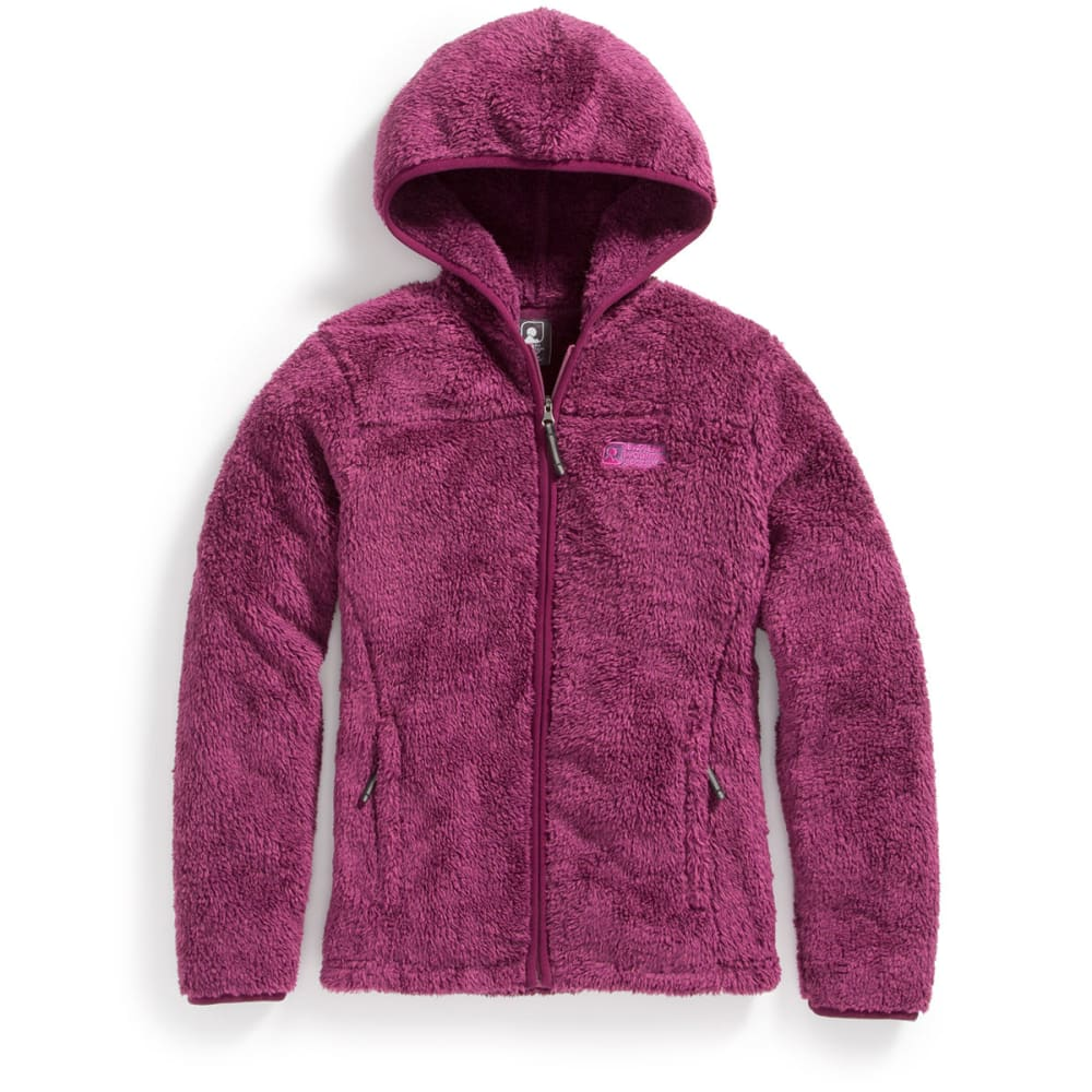 EMS Girls' Twilight High-Pile Fleece - PICKLED BEET HEATHER