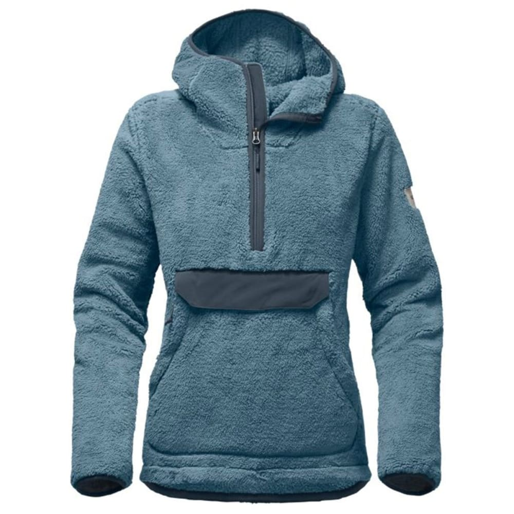 THE NORTH FACE Women's Campshire Pullover Hoodie - UBP-PROVINCIAL BLUE