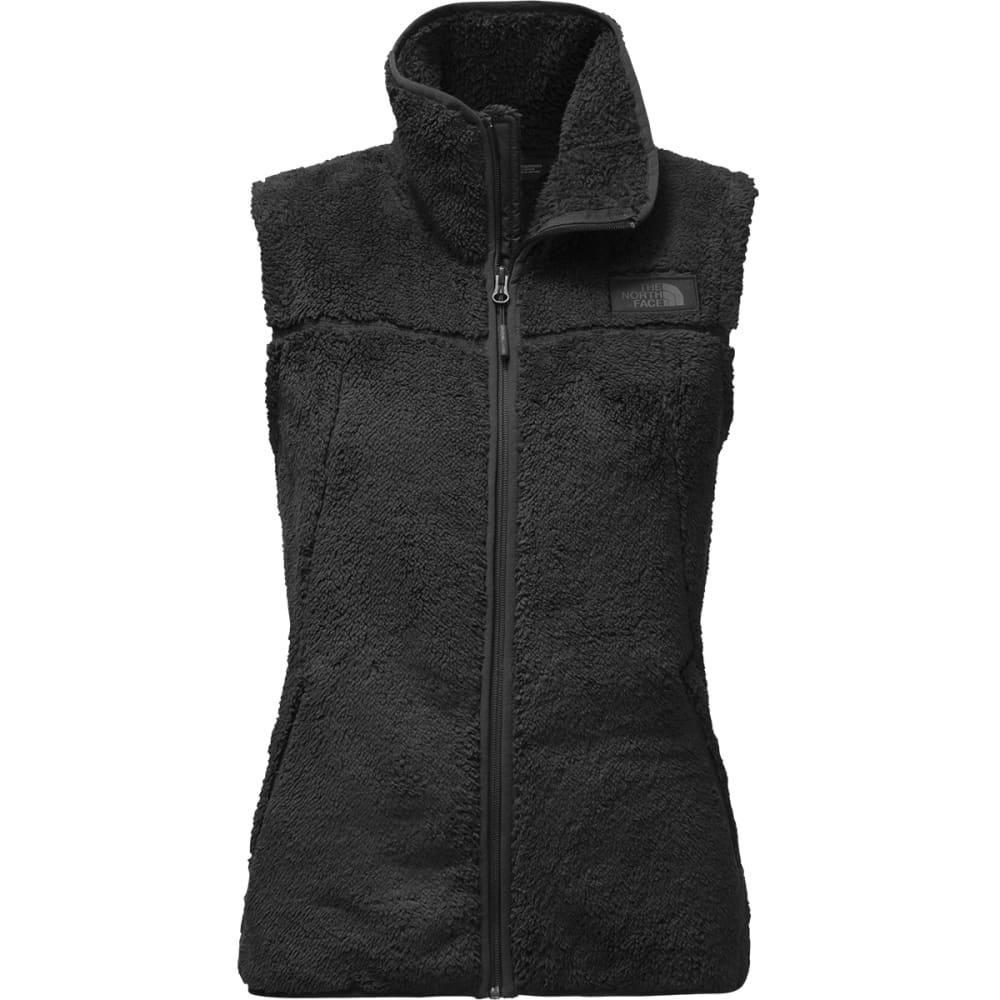The North Face Women's Campshire Fleece Vest - Black, XS