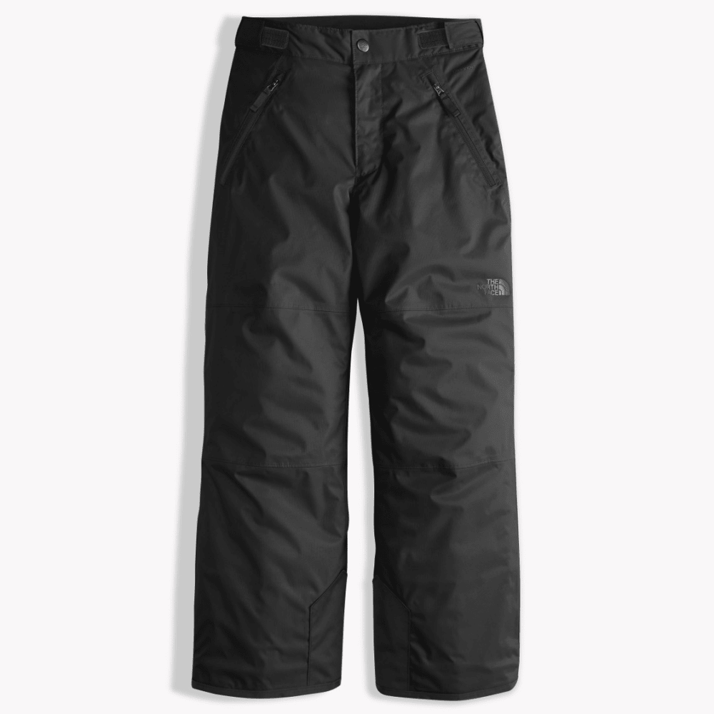 THE NORTH FACE Boys' Freedom Insulated Snow Pants - JK3- TNF BLACK