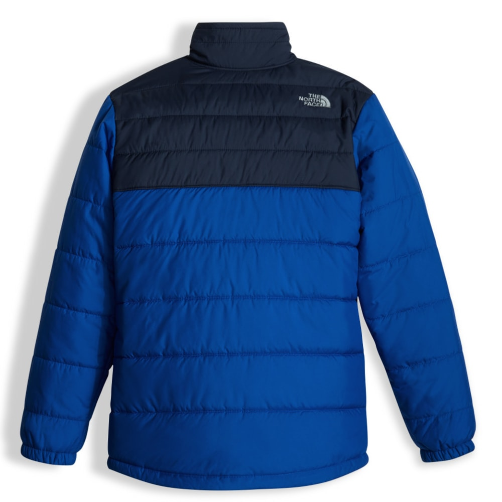 THE NORTH FACE Boy's Reversible Mount Chimborazo Jacket - 4H4-BRT COBALT BLUE