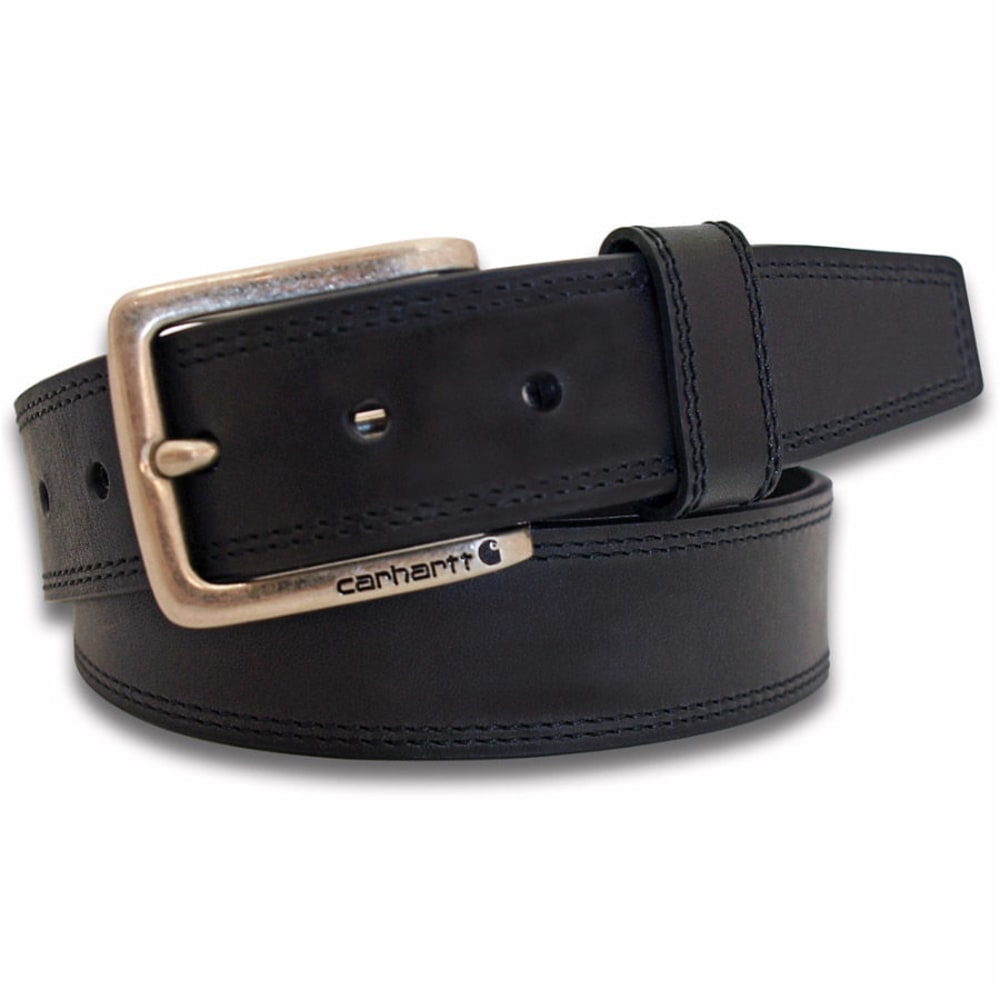 Carhartt Men's Hamilton Belt - Black, 34