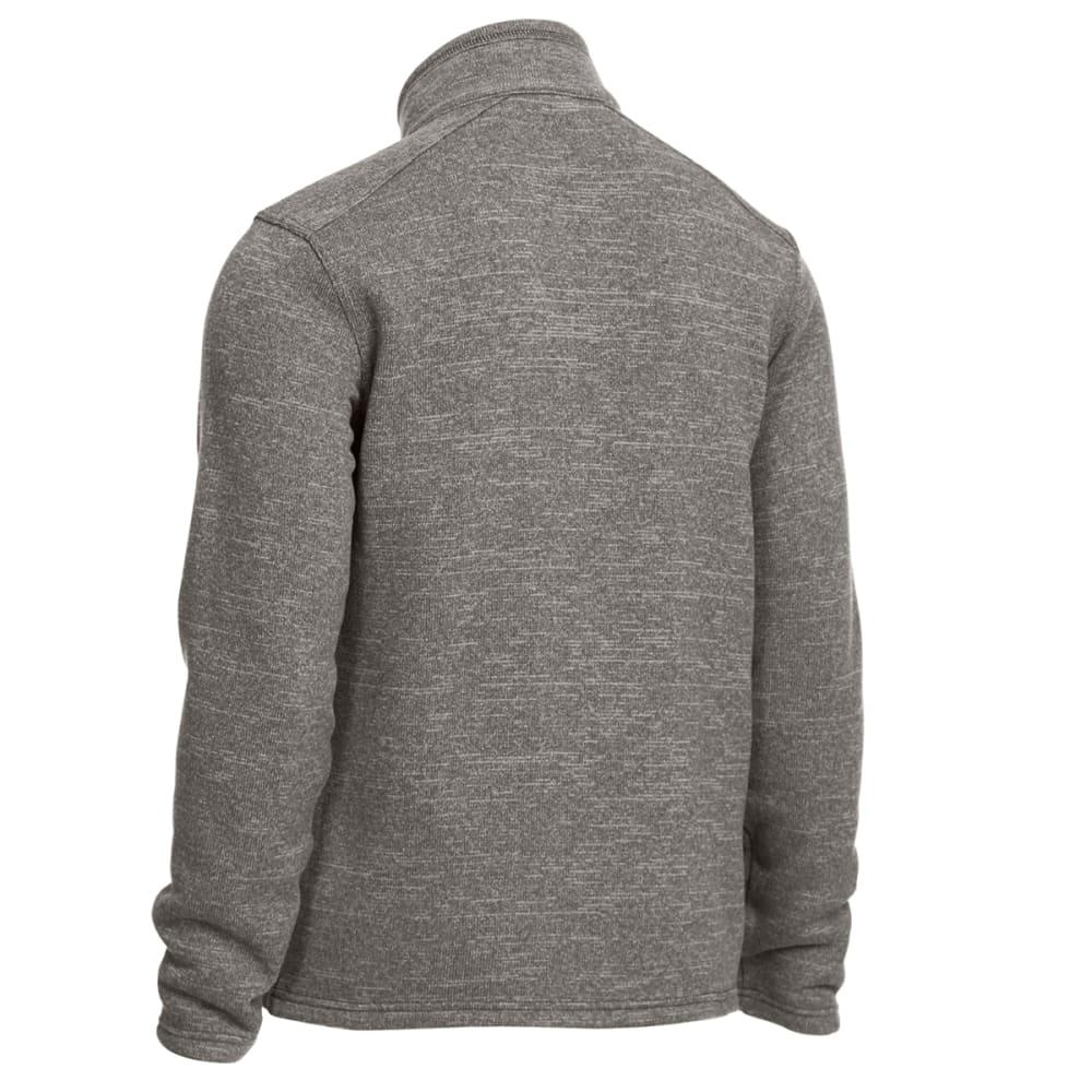 EMS® Men's Roundtrip Trek Full-Zip Fleece Jacket - CASTLEROCK HEATHER