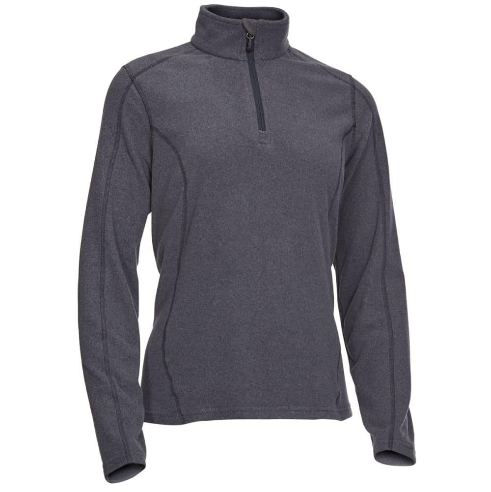 Ems(R) Women's Classic Micro Fleece  1/4-Zip - Black, S