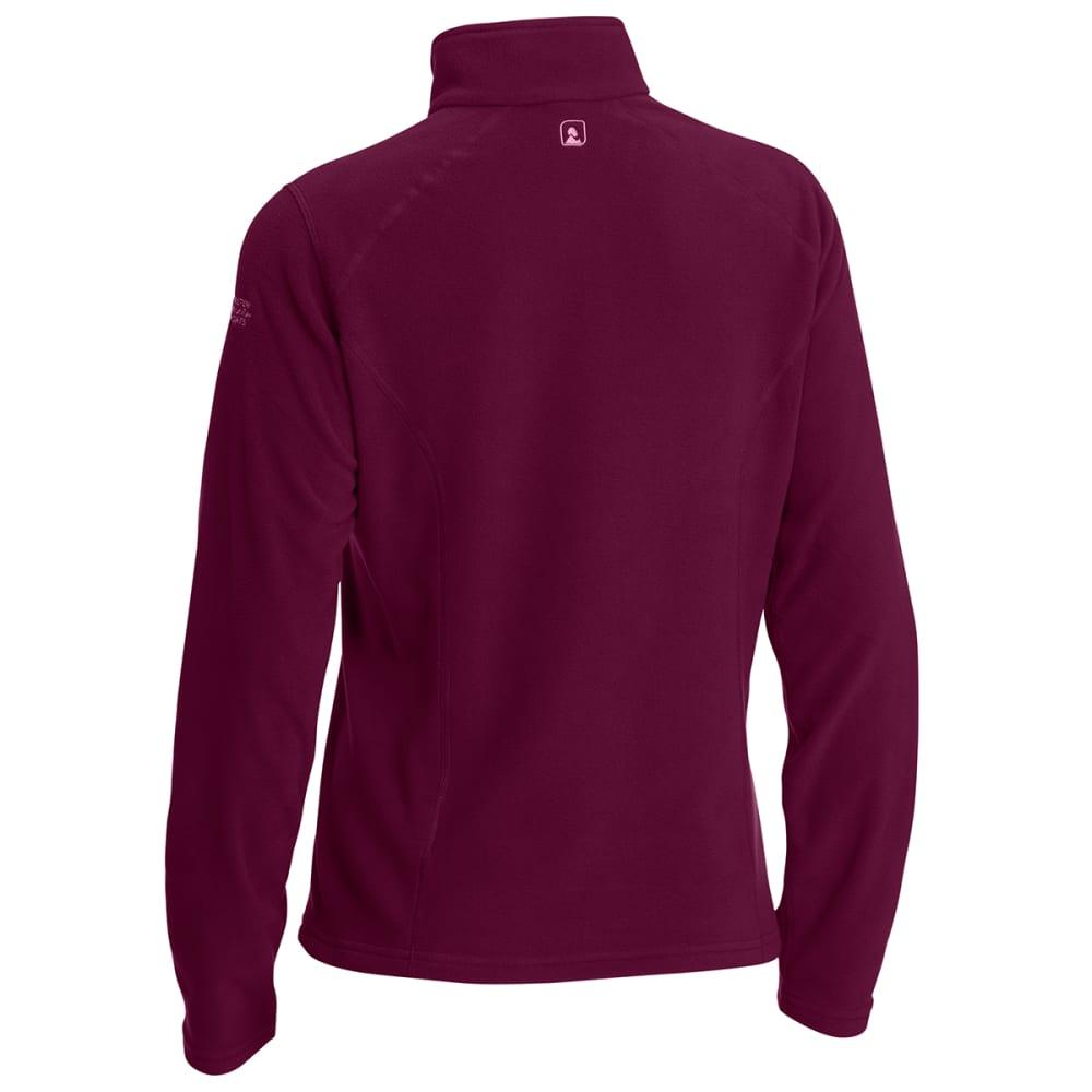EMS® Women's Classic Micro Fleece ¼-Zip - PICKLED BEET