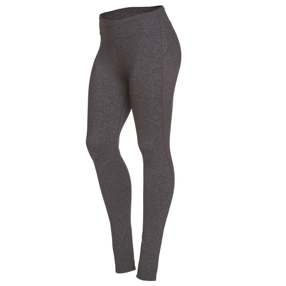 EMS Women's Techwick Fusion Leggings - DARK GREY HEATHER
