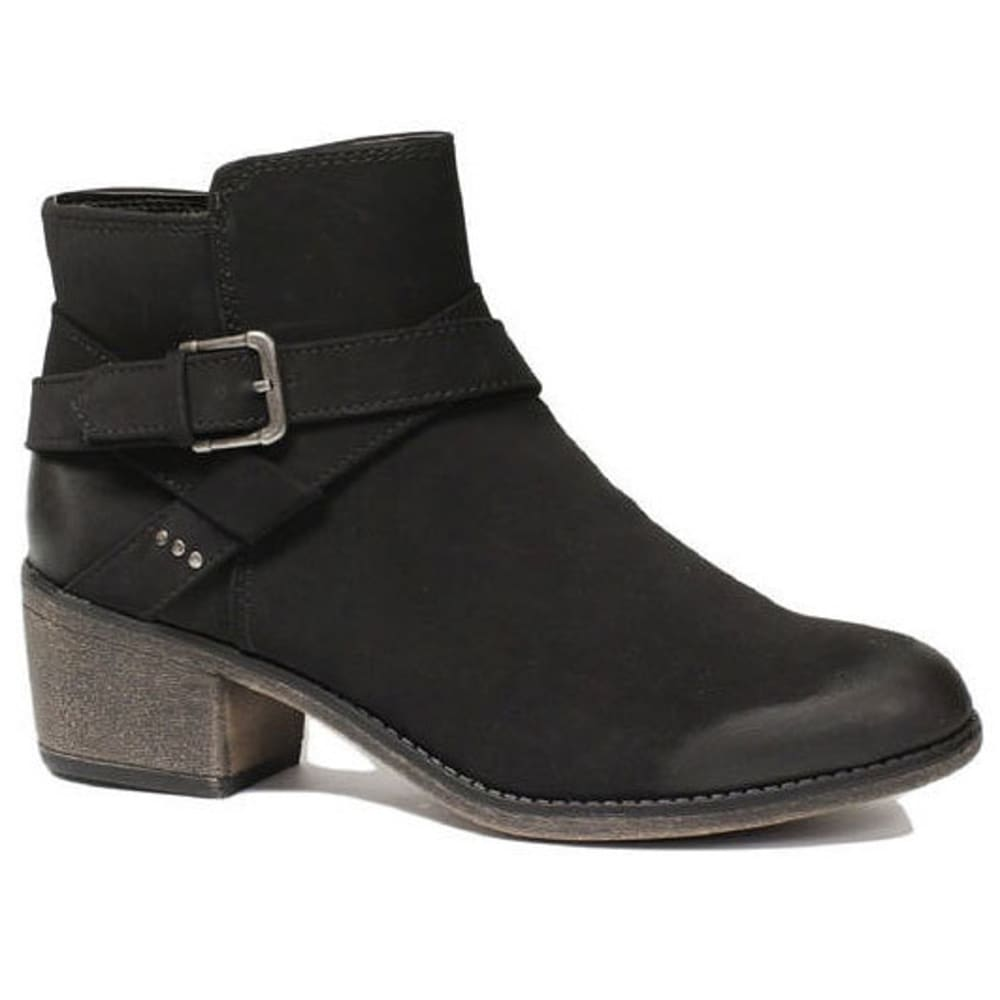 WHITE MOUNTAIN Women's Yandra Booties - BLACK