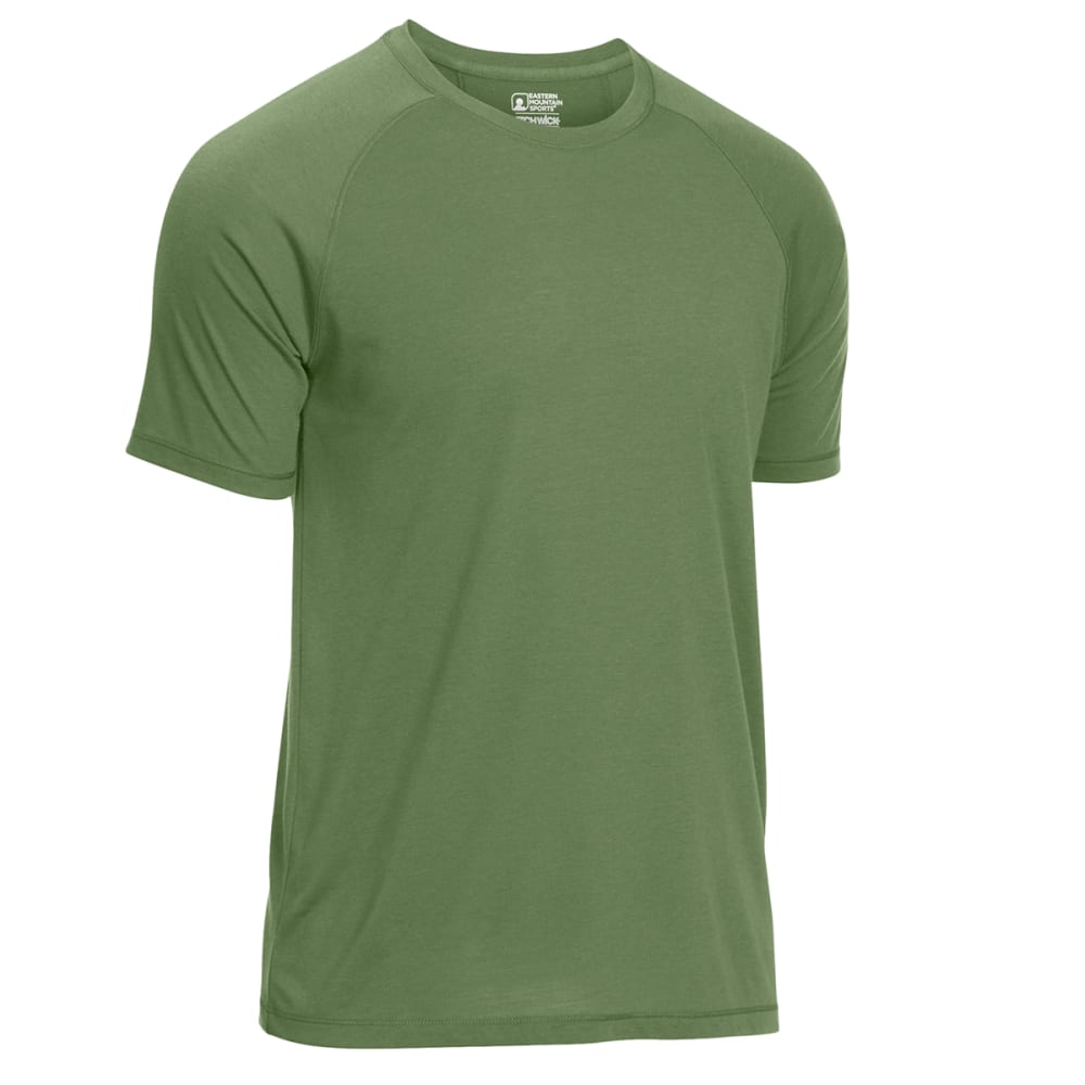 EMS Men's Techwick Vital Discovery Short-Sleeve Tee S