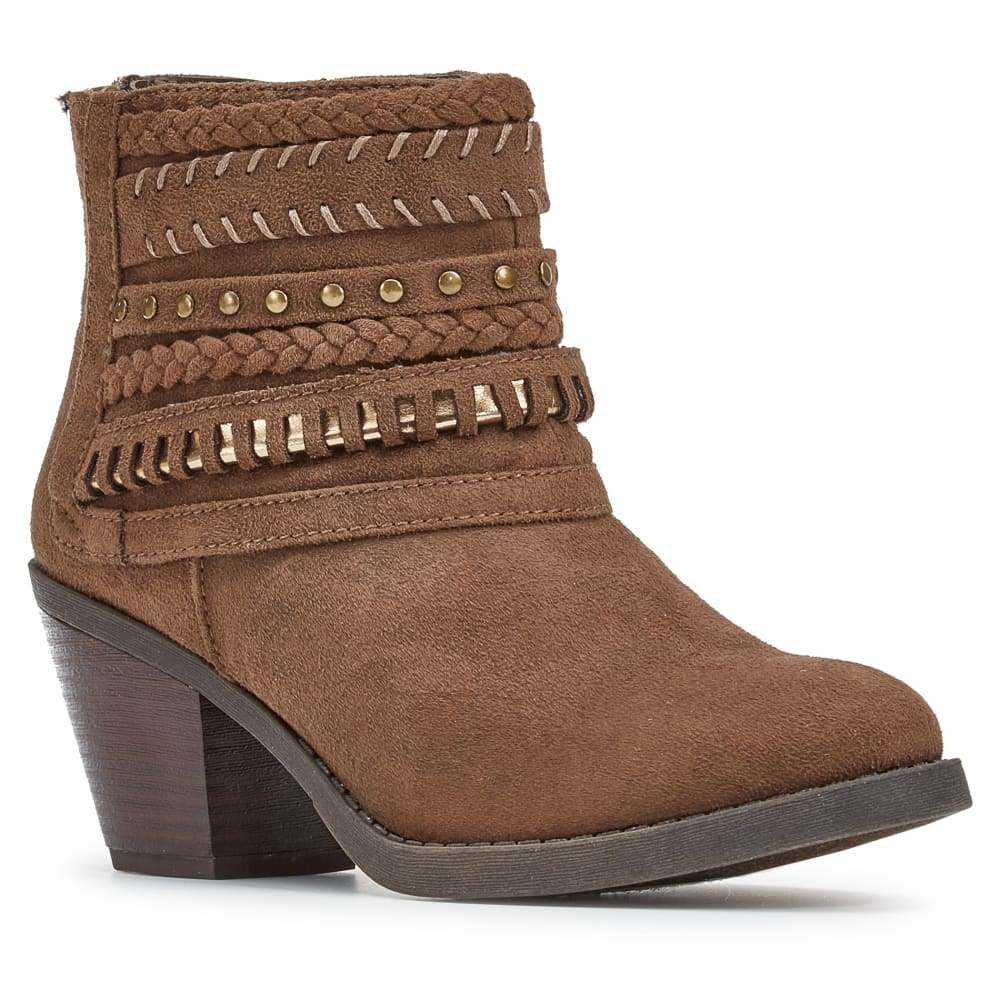 SUGAR Women's Talltale Booties - BROWN