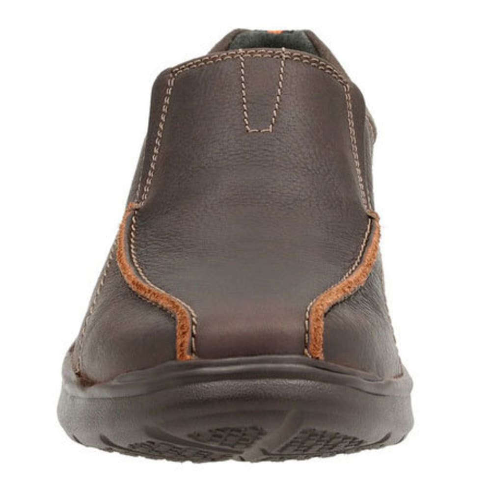 CLARKS Men's Cotrell Step Slip-On Shoes - BROWN