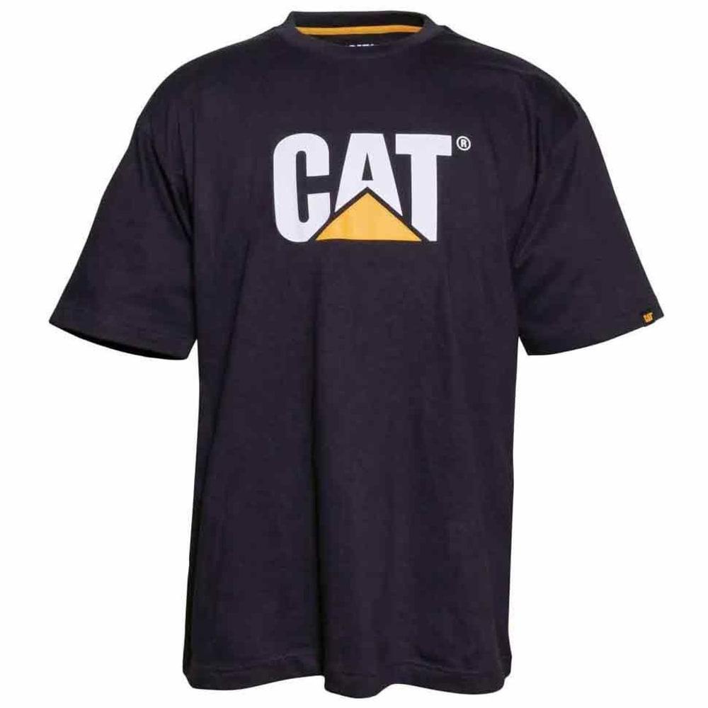 CAT Men's Full Chest Logo Tee M