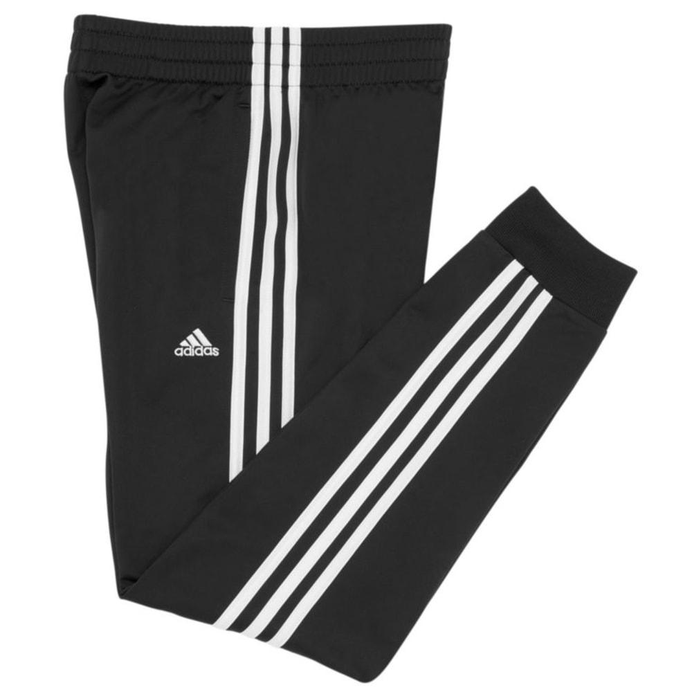 ADIDAS Boys' Iconic Tricot Jogger Pants - BLACK-AK01