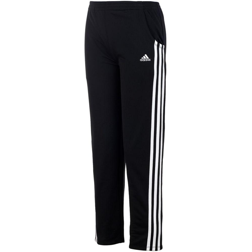 ADIDAS Big Girls' Tricot Track Pants - BLACK-AK01