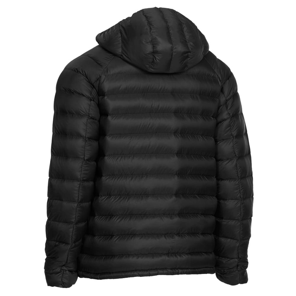 EMS Men's Feather Pack Hooded Jacket - BLACK