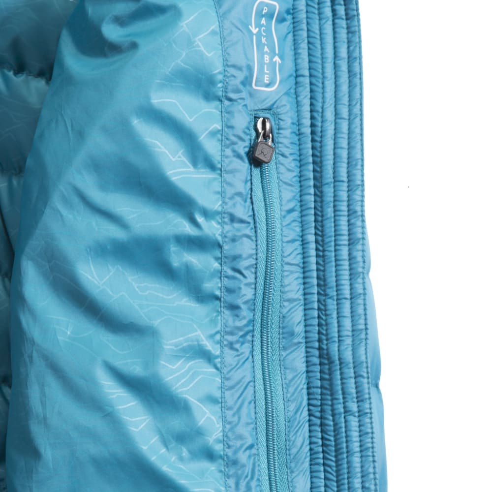 EMS® Women's Feather Pack Jacket - DEEP LAGOON