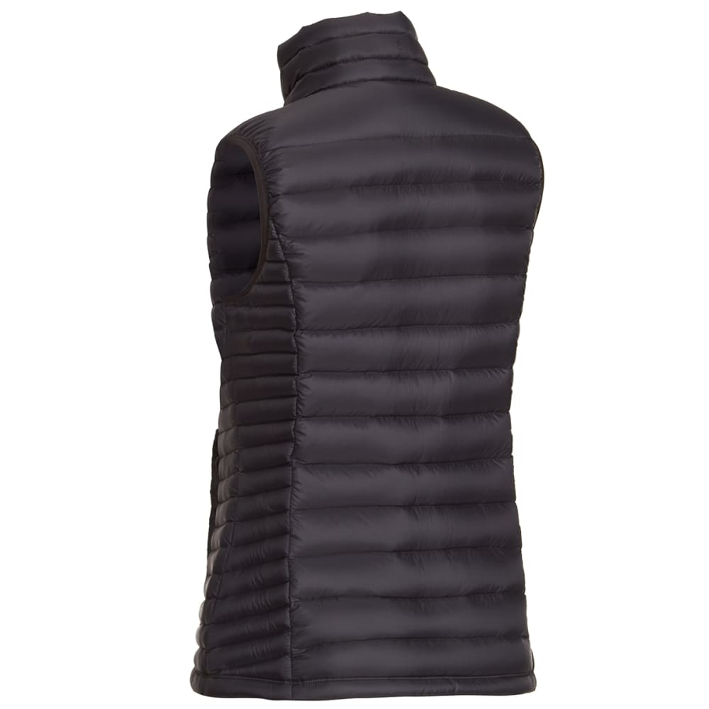 EMS Women's Feather Pack Down Vest - BLACK