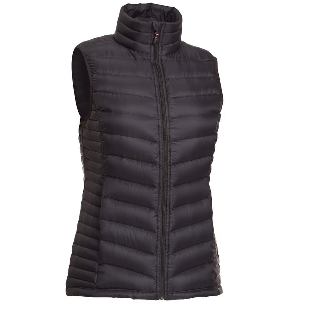 Ems(R) Women's Feather Pack Down Vest - Black, S