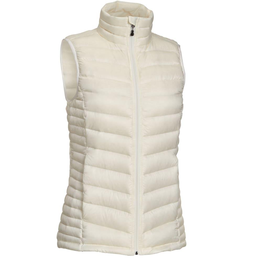 EMS® Women's Feather Pack Down Vest - COCONUT MILK