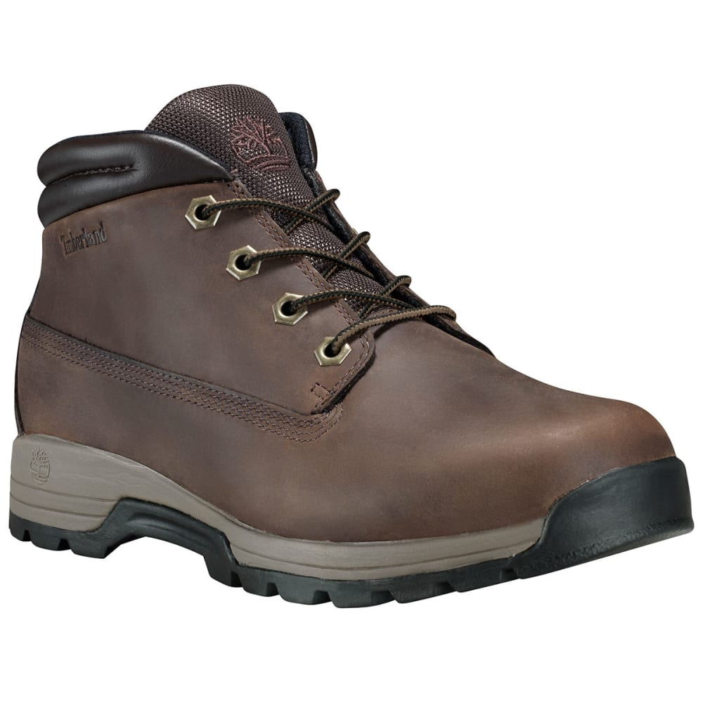 TIMBERLAND Men's Stratmore Mid Boots, Brown 7.5