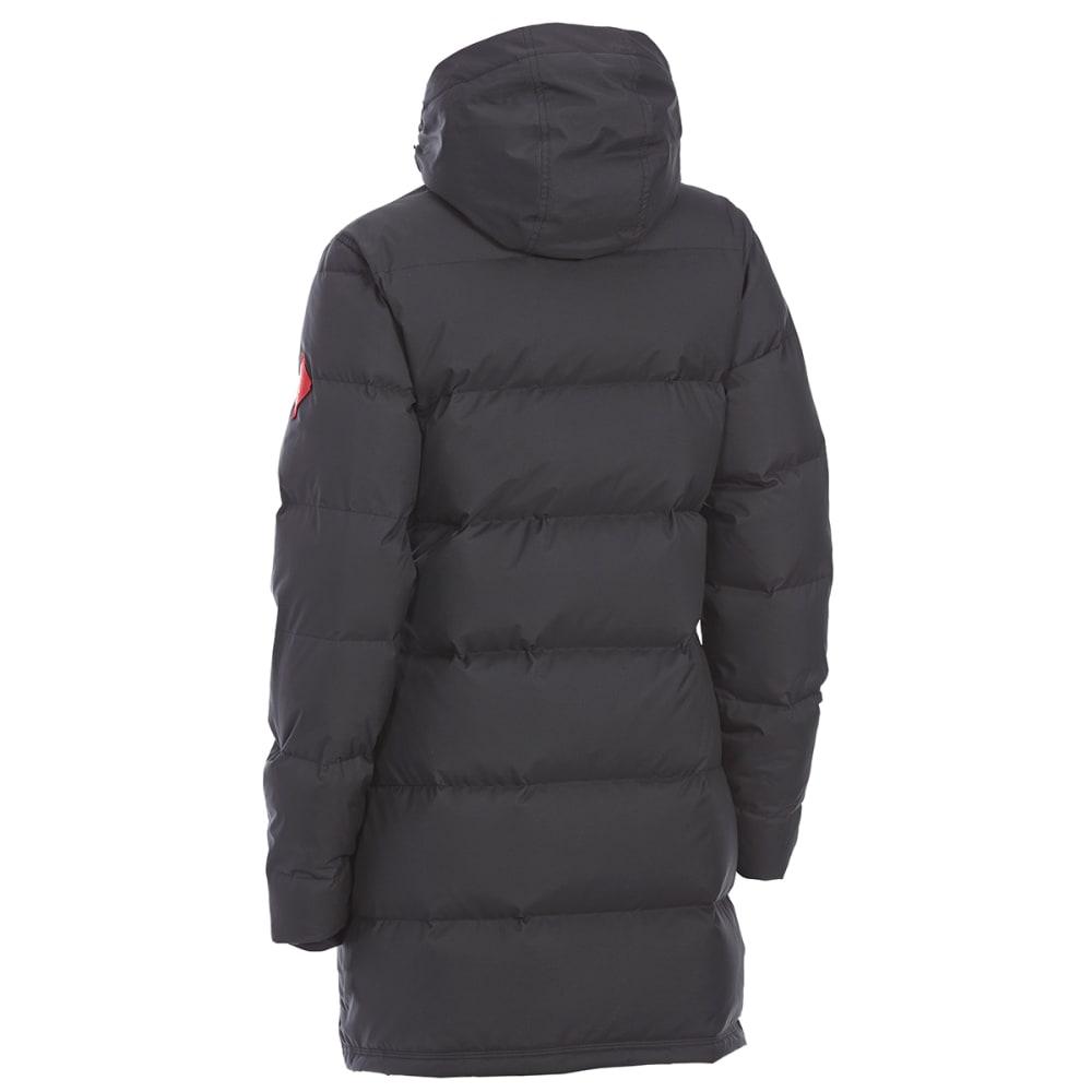 EMS® Women's Klatawa Long Down Jacket - BLACK