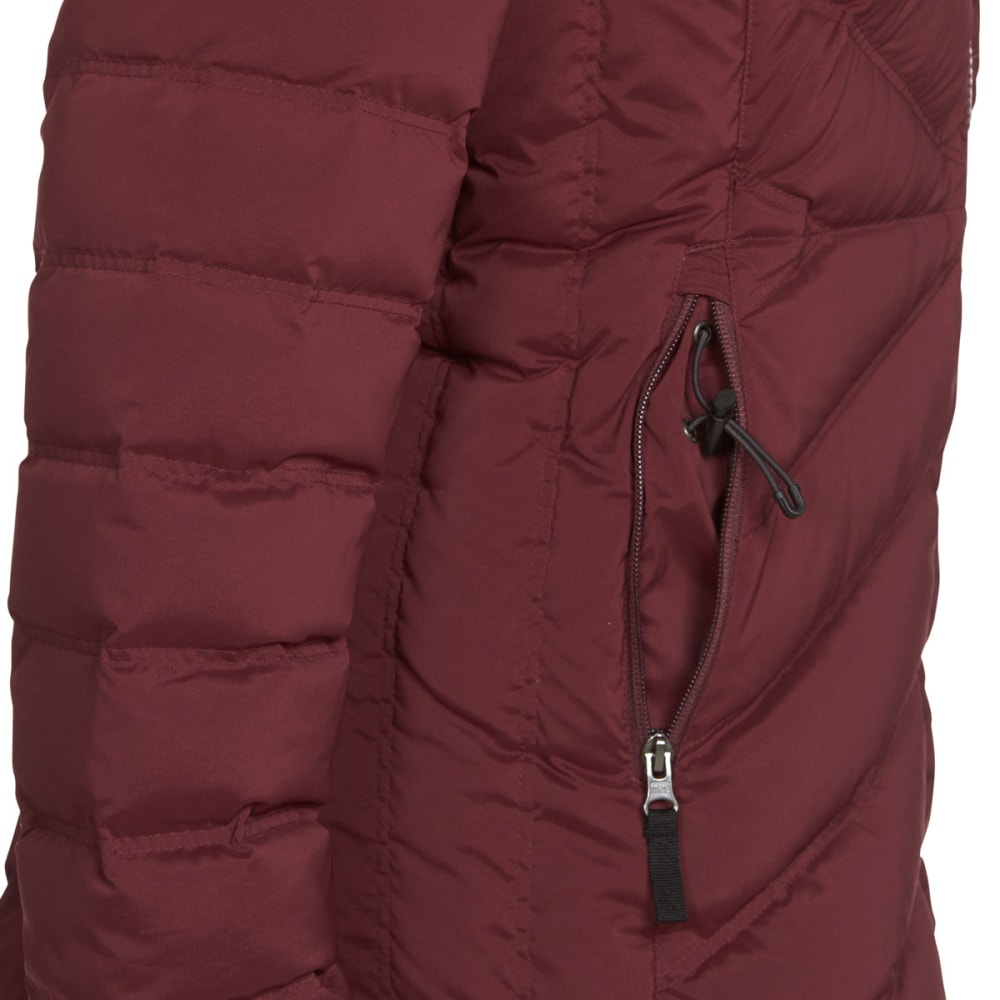 EMS® Women's Cascade Stretch Down Jacket - PORT ROYALE