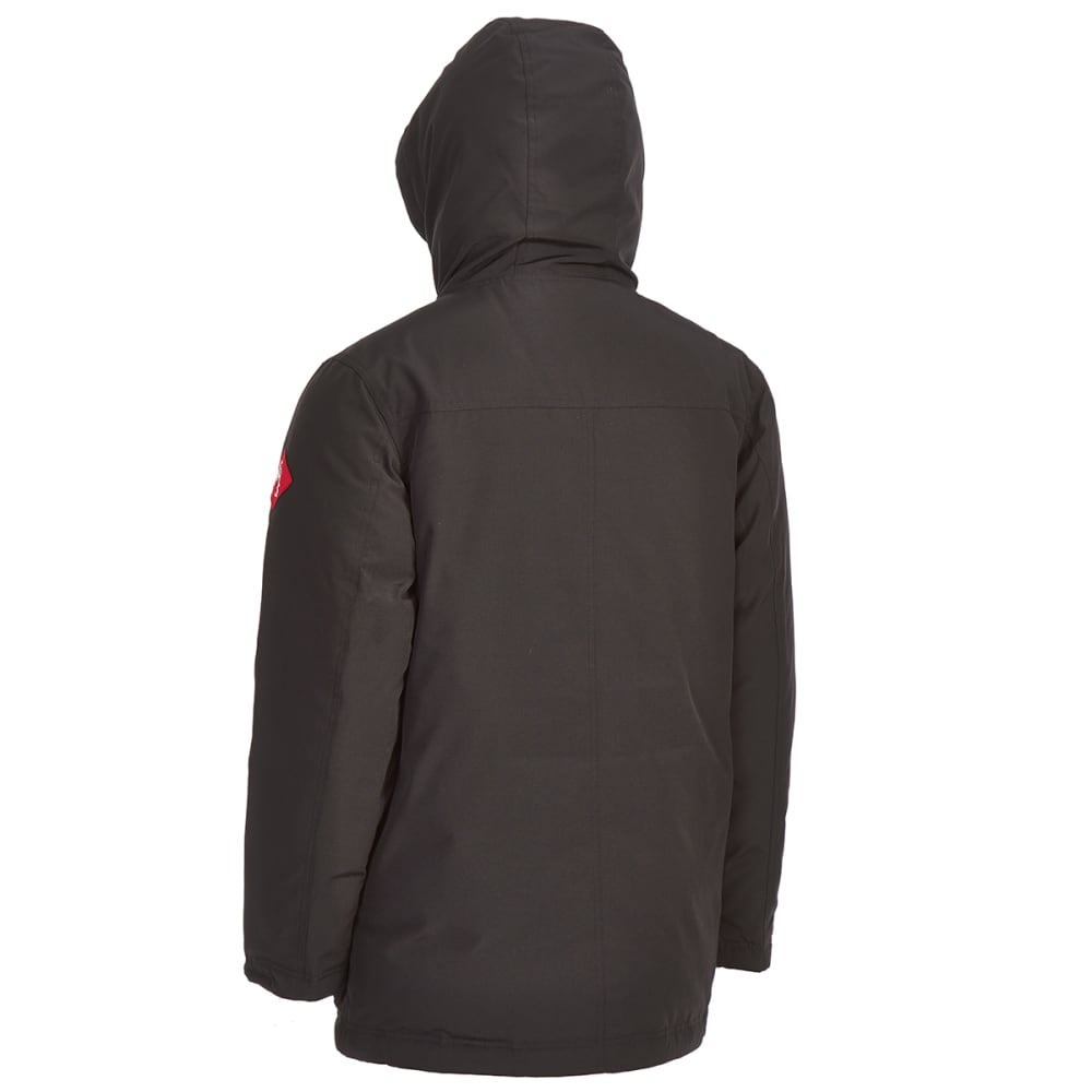 EMS® Men's Ryker Parka - BLACK