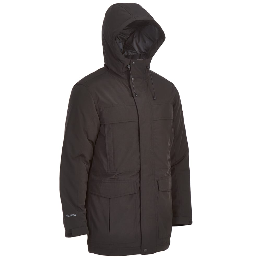 Ems(R) Men's Ryker Parka - Black, S