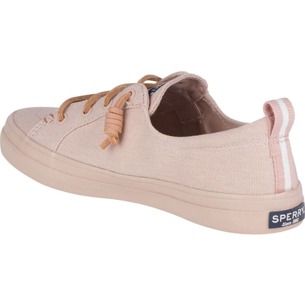 SPERRY Women's Crest Vibe Flooded Boat Shoes, Rose - ROSE