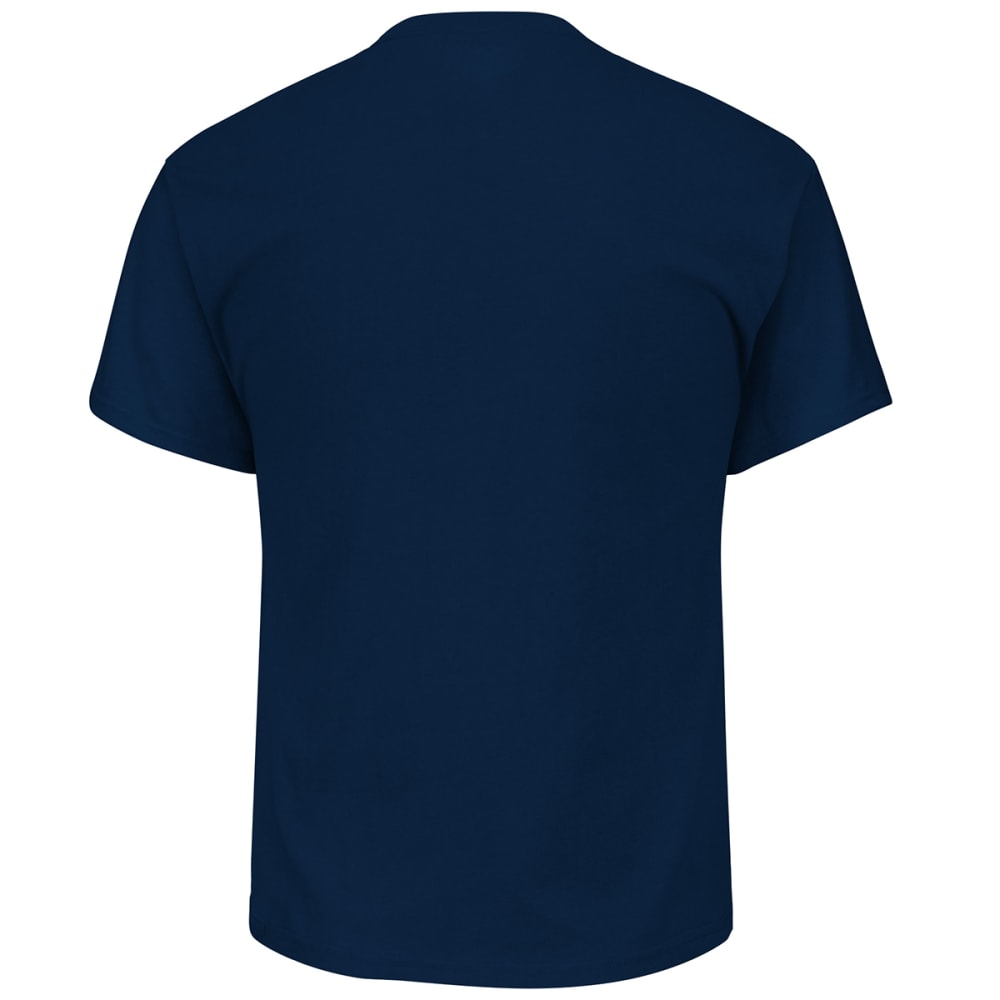 NEW ENGLAND PATRIOTS Men's Critical Victory III Short-Sleeve Tee - NAVY