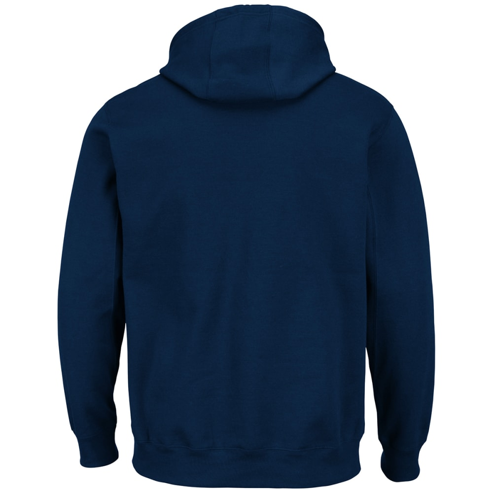 NEW ENGLAND PATRIOTS Men's Critical Victory III Pullover Hoodie - NAVY