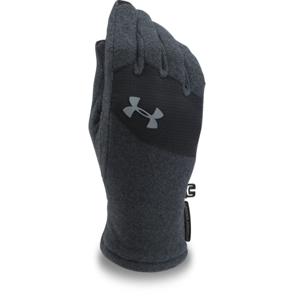 UNDER ARMOUR Big Boys' ColdGear Infrared Fleece Gloves ONE SIZE