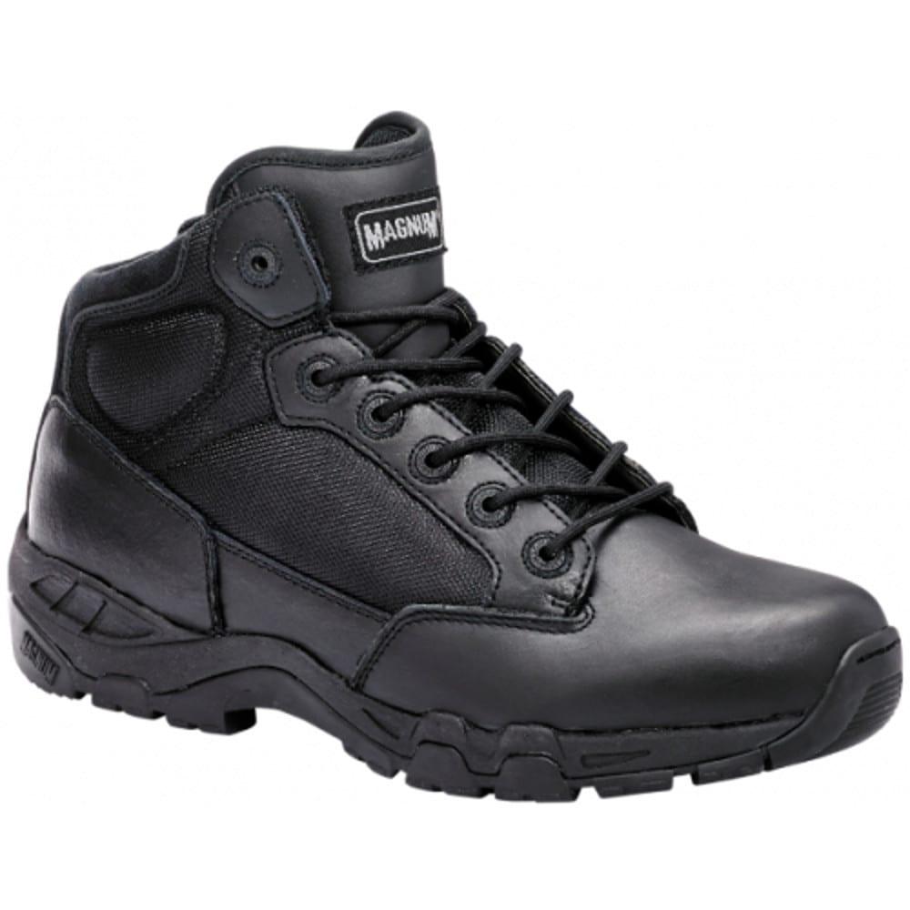 MAGNUM Men's Viper Pro 5.0 Side Zip Waterproof Shoes, Wide - BLACK