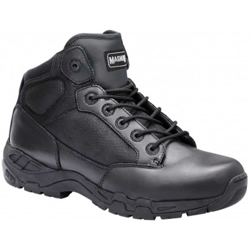 MAGNUM Men's Viper Pro 5.0 Waterproof Boots, Wide - BLACK