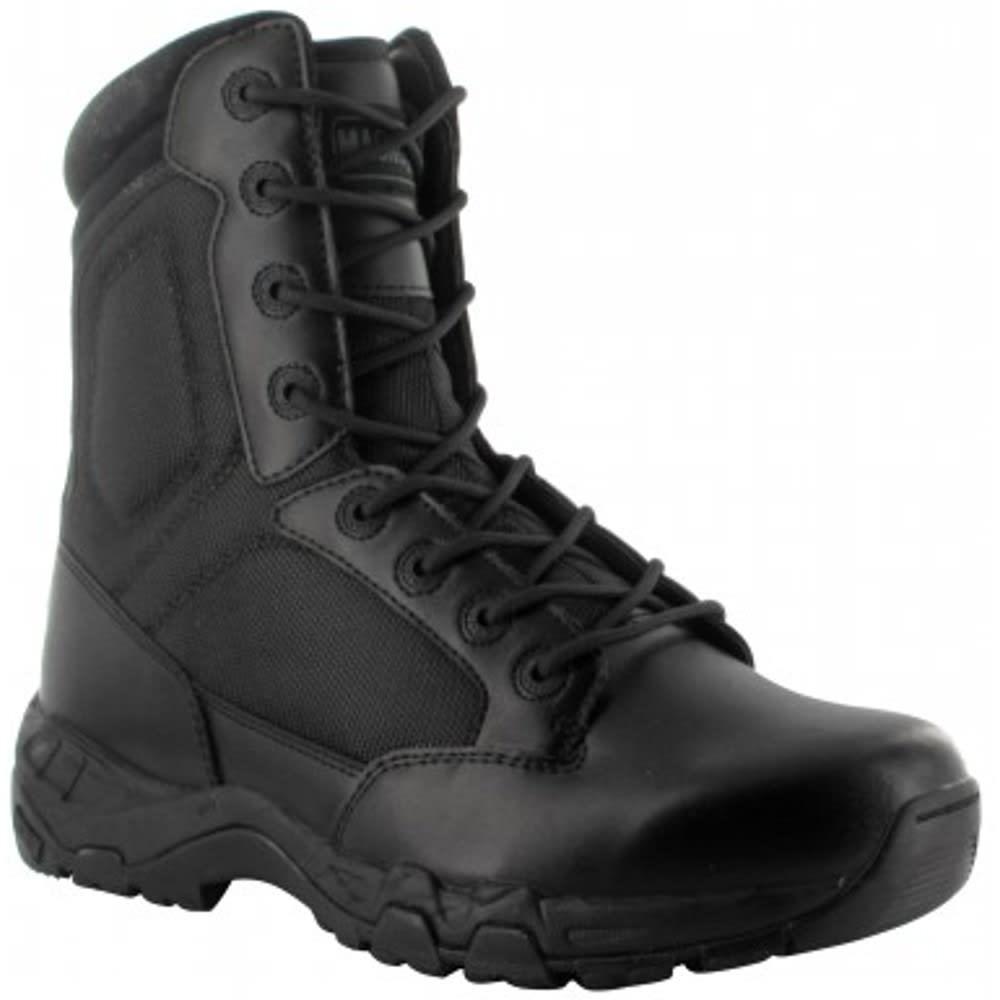 MAGNUM Men's Viper Pro 8.0 Side Zip Waterproof Boots - BLACK