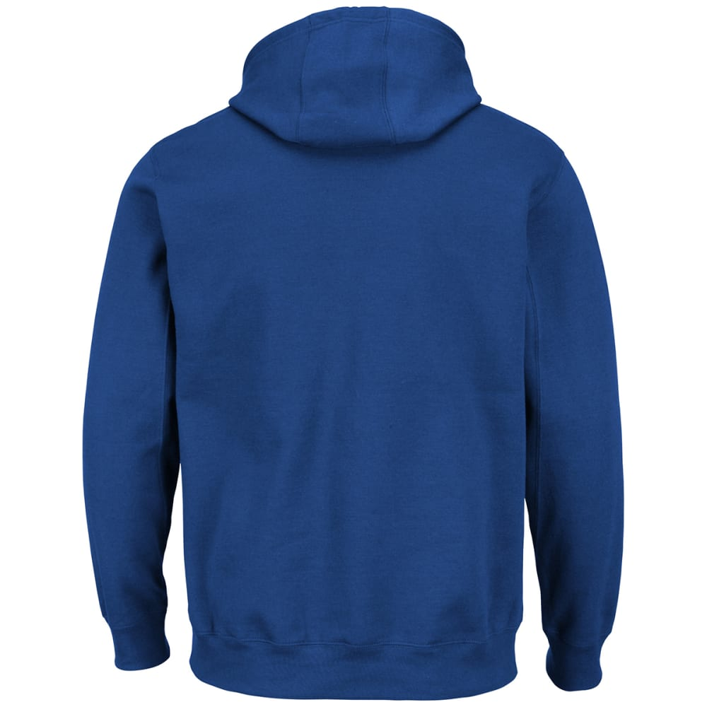 NEW YORK GIANTS Men's Critical Victory III Pullover Hoodie - ROYAL BLUE