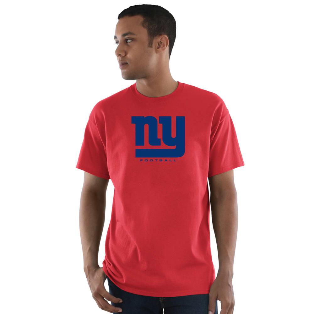 NEW YORK GIANTS Men's Critical Victory III Short-Sleeve Tee - RED