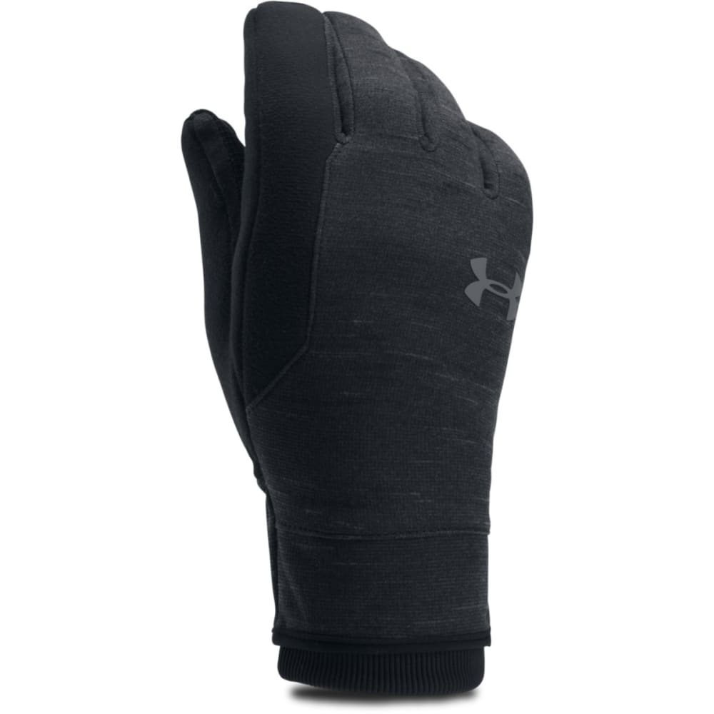 UNDER ARMOUR Men's UA Elements 3.0 Gloves - 001-BLACK