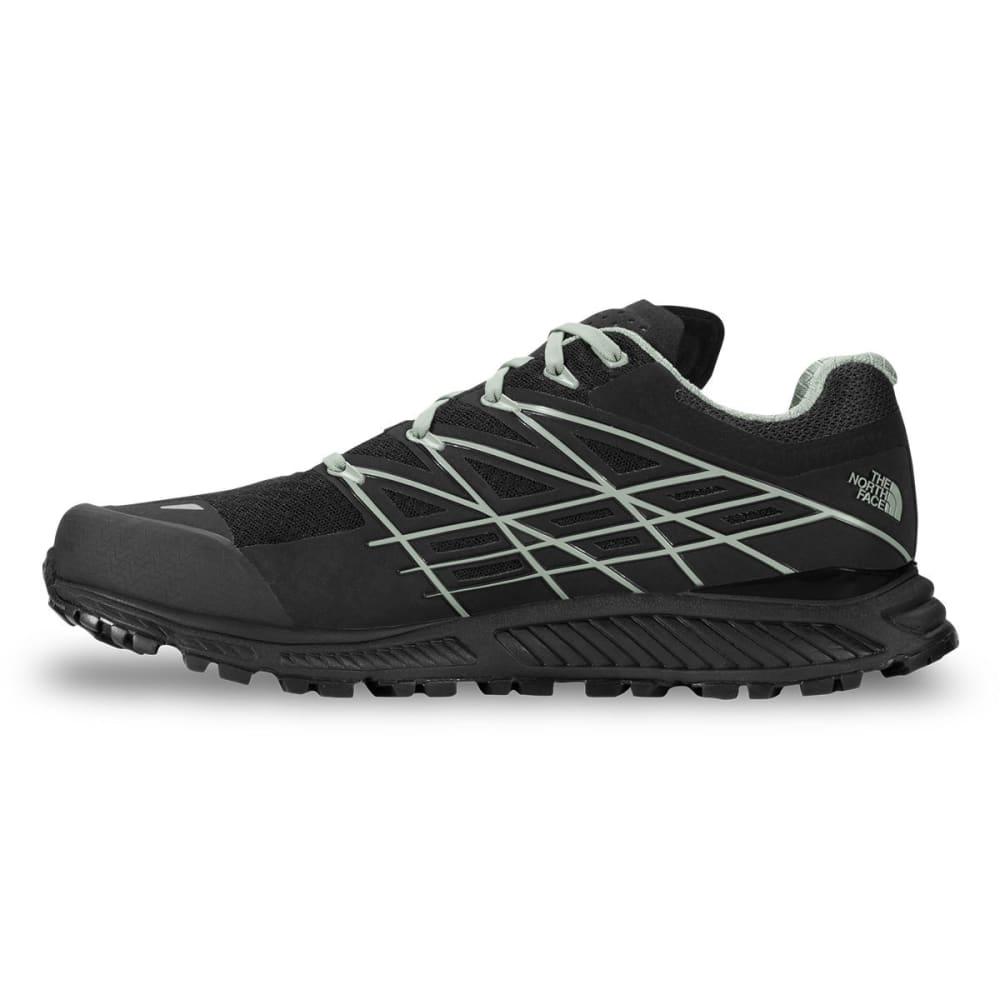 THE NORTH FACE Men's Ultra Endurance Gore-Tex Trail Running Shoes, Black/Grey - BLACK