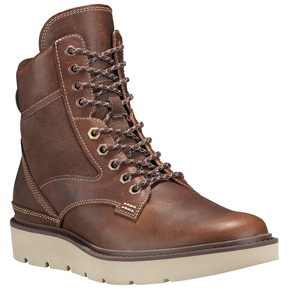TIMBERLAND Women's Kenniston Mid Boots, Medium Brown 6