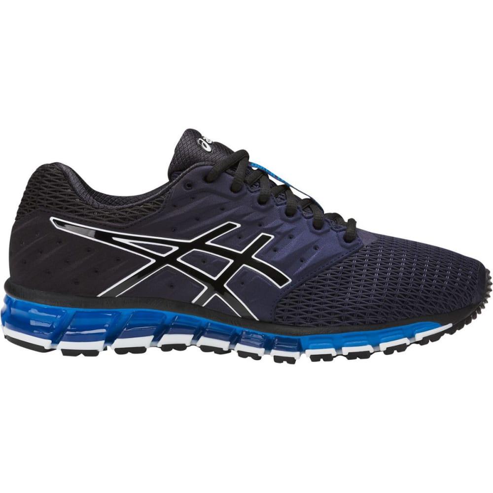ASICS Men's GEL-Quantum 180 2 Running Shoes, Black/Royal - ROYAL BLUE