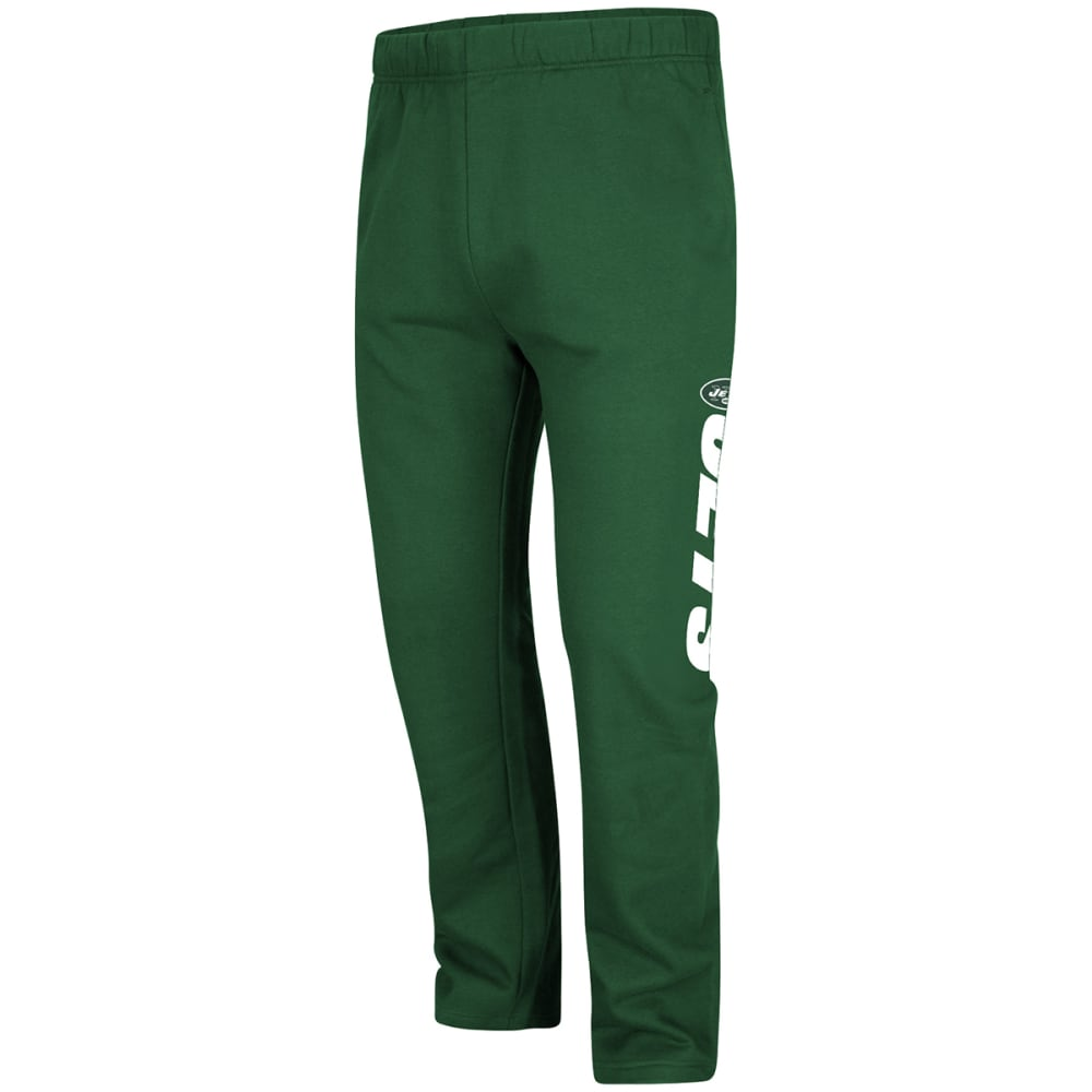 NEW YORK JETS Men's Critical Victory Fleece Pants - GREEN
