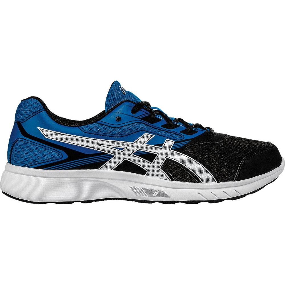 Asics Men's Stormer Running Shoe - Black, 10