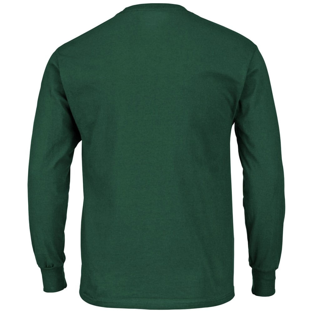 NEW YORK JETS Men's Critical Victory III Long-Sleeve Tee - GREEN