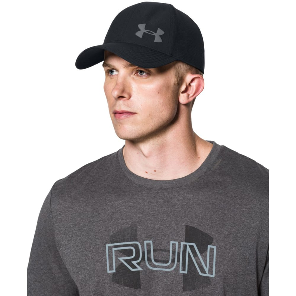 UNDER ARMOUR Men's ArmourVent Training Cap - 001-BLK/BLK/GRAPHITE