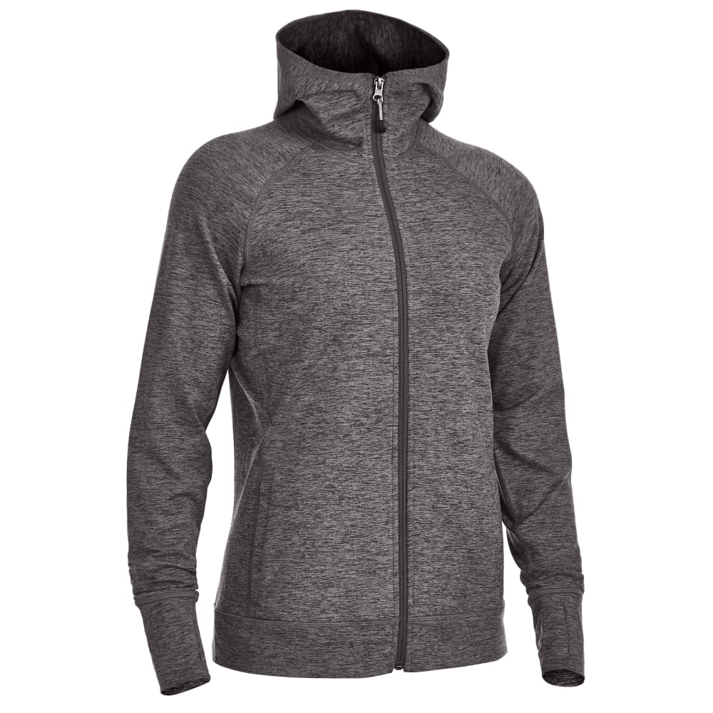 Ems(R) Women's Techwick(R) Transition Full-Zip Hoodie - Black, XS