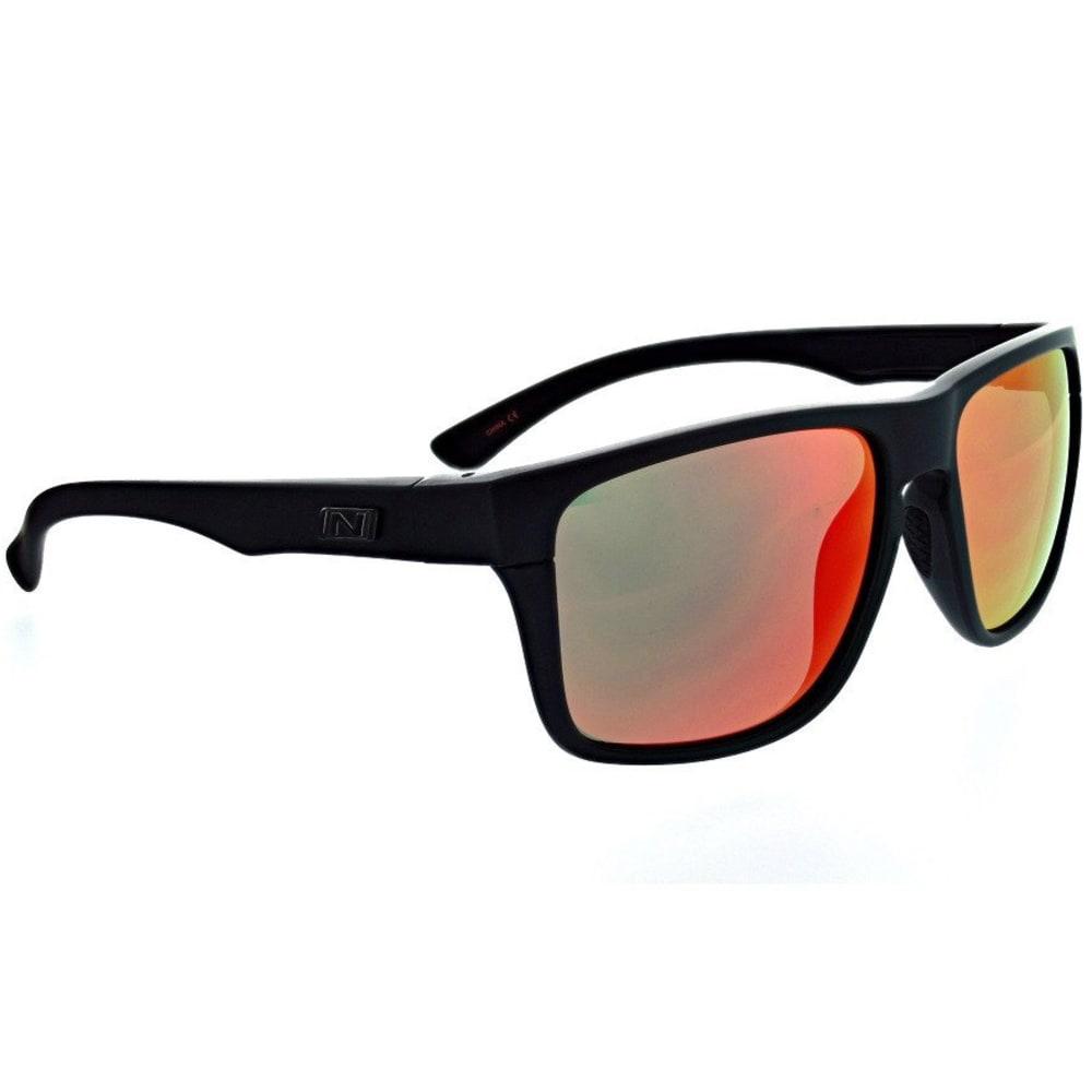 Optic Nerve Nightcrawler Flip Off Sunglasses, Matte Black
