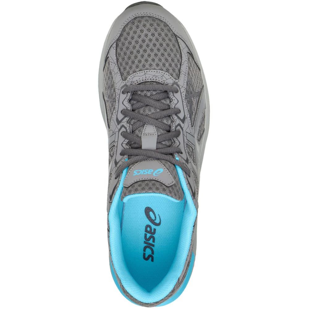 ASICS Women's Endurant Running Shoes, Aluminum/Silver/Aquarium - ALUMINUM