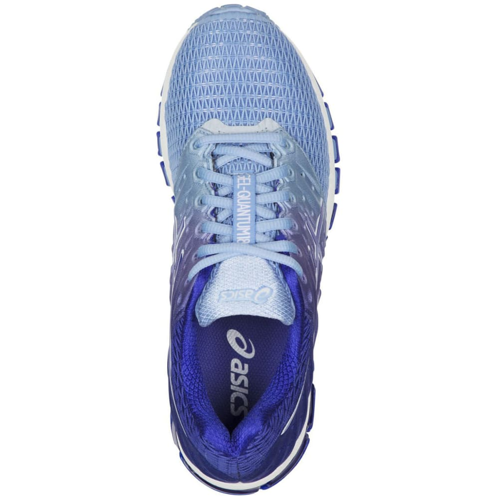 ASICS Women's GEL-Quantum 180 2 Running Shoes - AIRY BLUE-3948